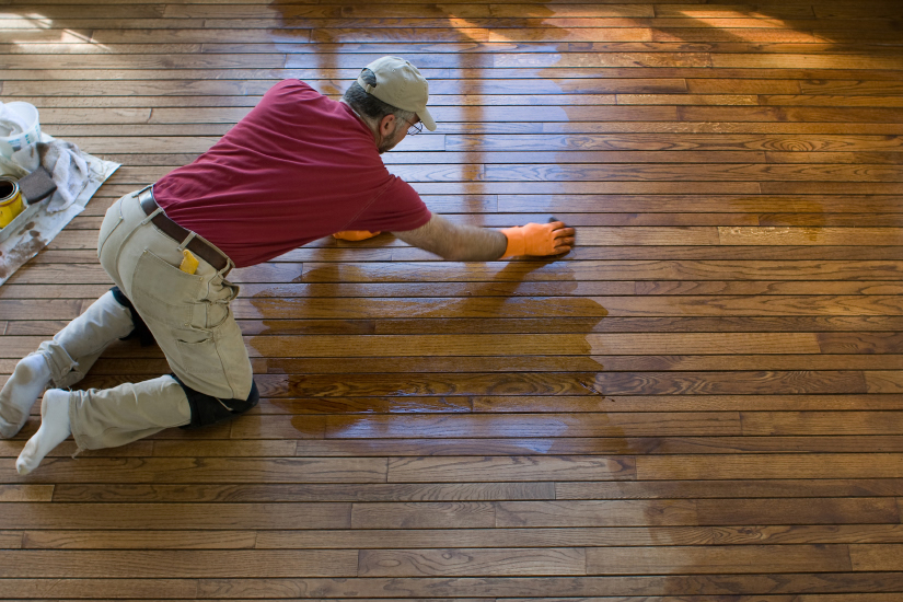 Columbia wood floor refinishing