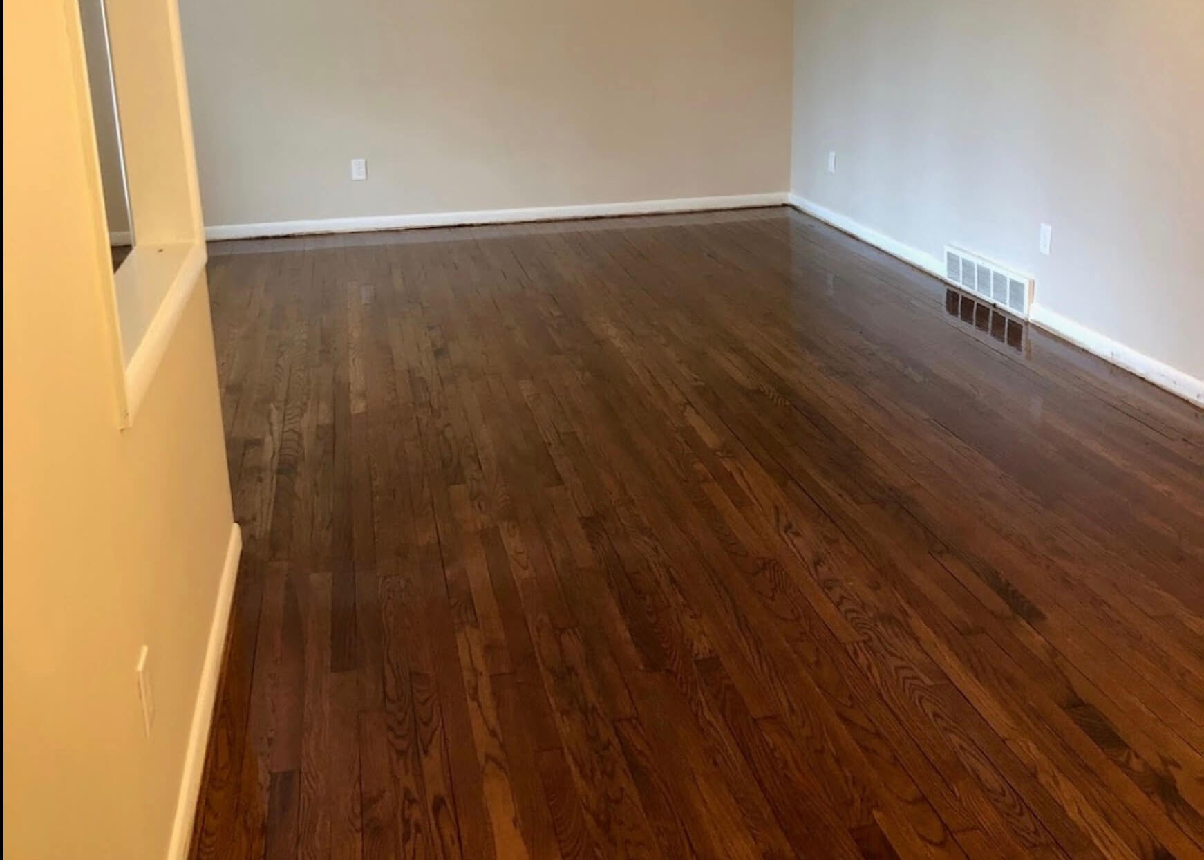 Hardwood Floor Refinishing Columbia
