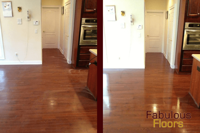 Hardwood floor refinishing in Cayce, SC